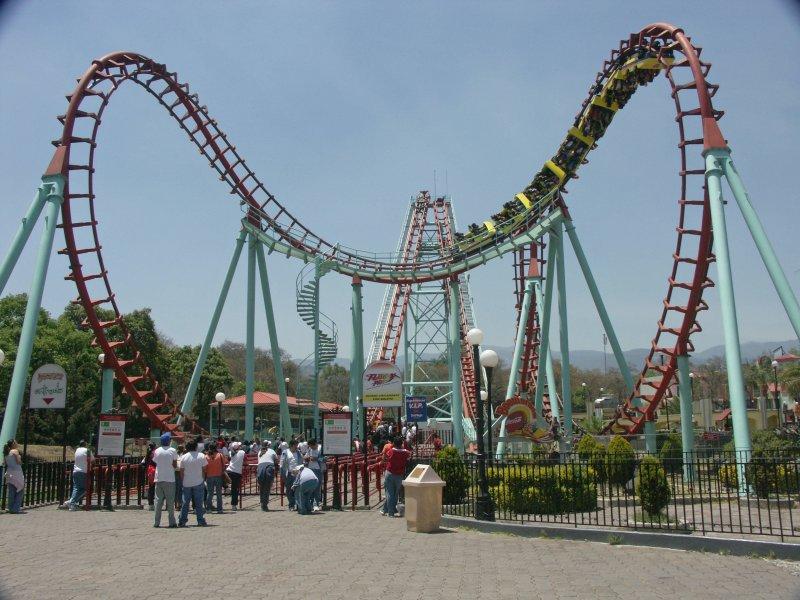 Boomerang Six Flags