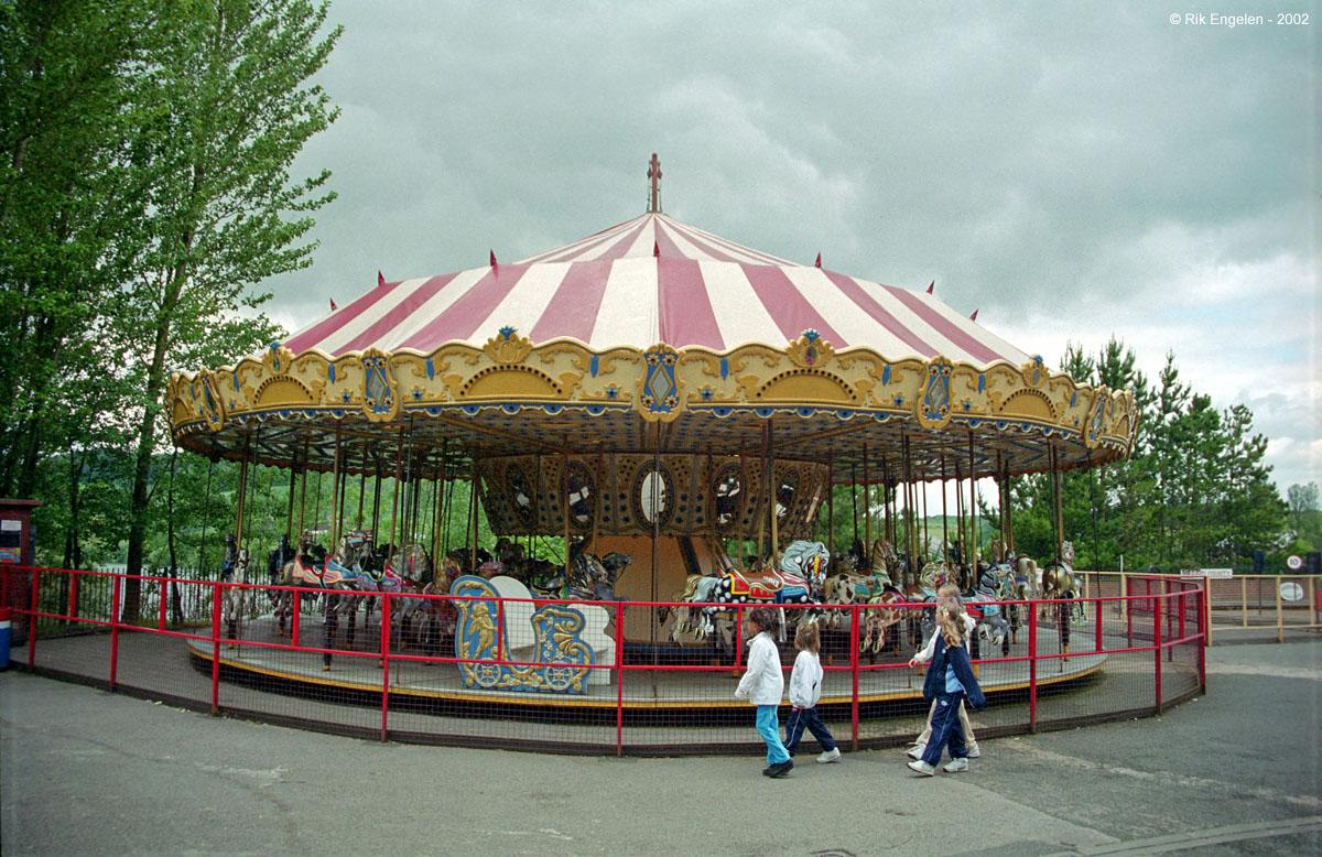 American Adventure Theme Park Ilkeston Derbyshire England United Kingdom