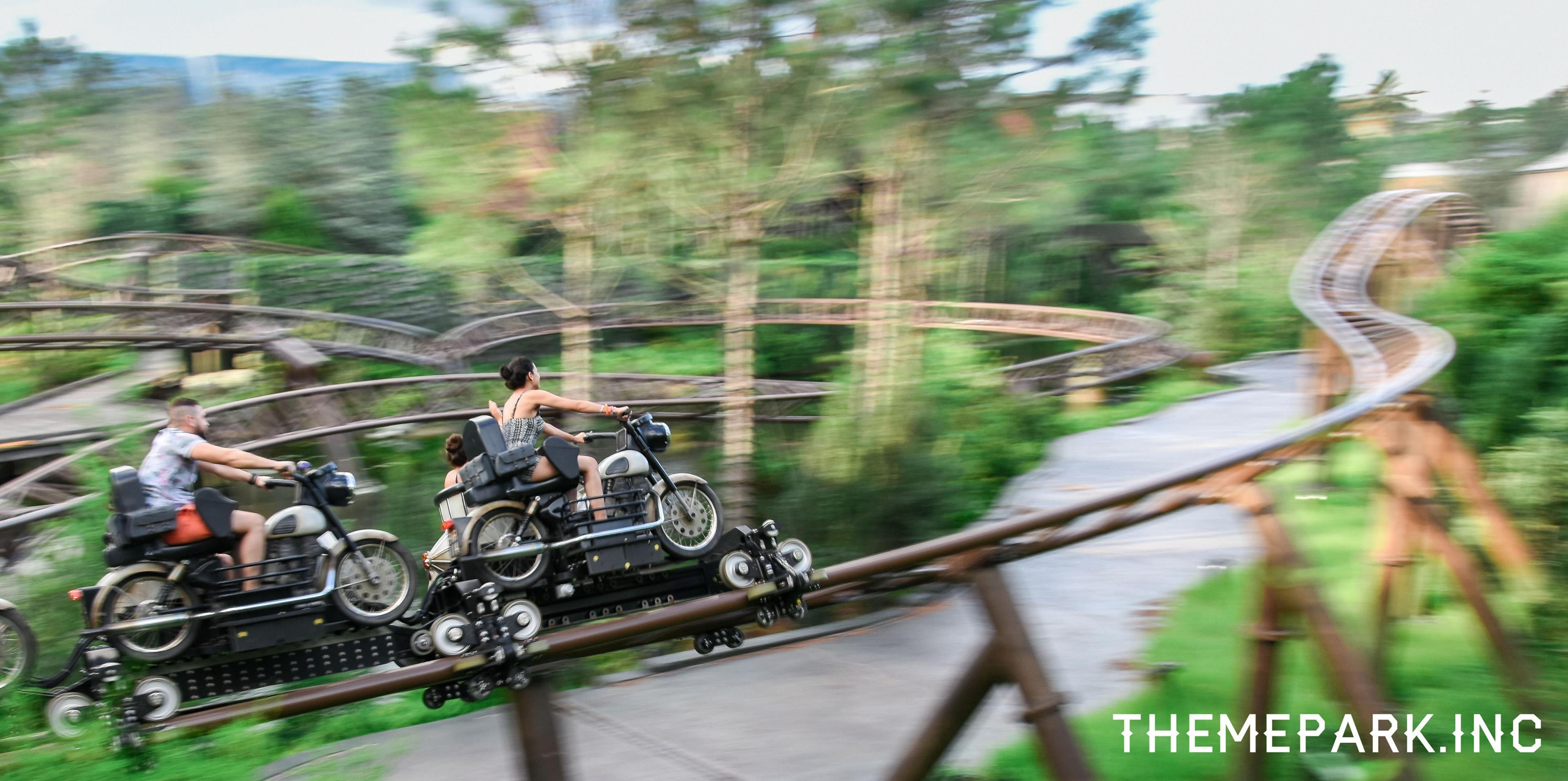 Hagrid S Magical Creatures Motorbike Adventure Universal Studios Islands Of Adventure Orlando Florida United States